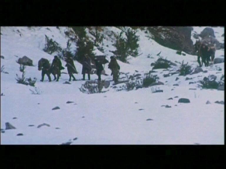 Todesmarsch der Bestien - Cut-Throats Nine - Condenados a vivir