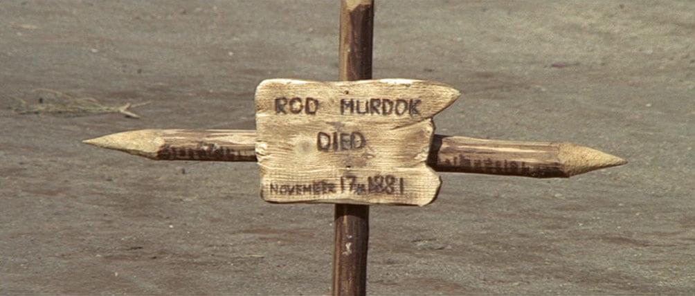 Murdok (sic!) – schon um einen Buchstaben kürzer.
